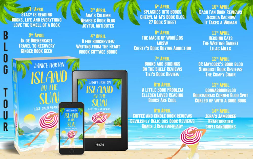 Island in the Sun Full Tour Banner