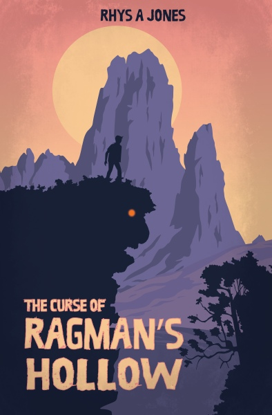The Curse of Ragmans Hollow Cover
