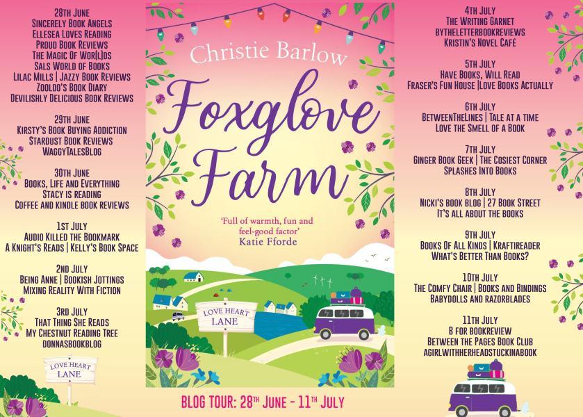 Foxglove Farm Full Tour Banner