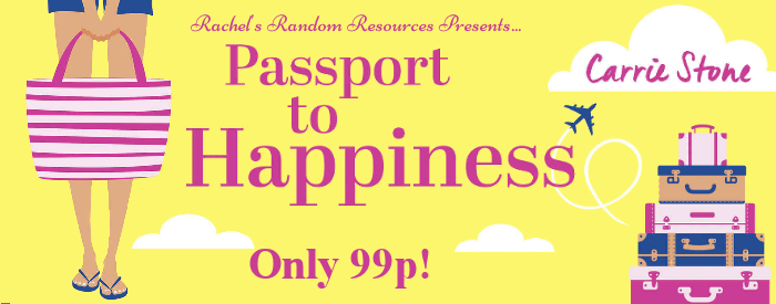 Passport to Happiness Price Drop Promo Blitz