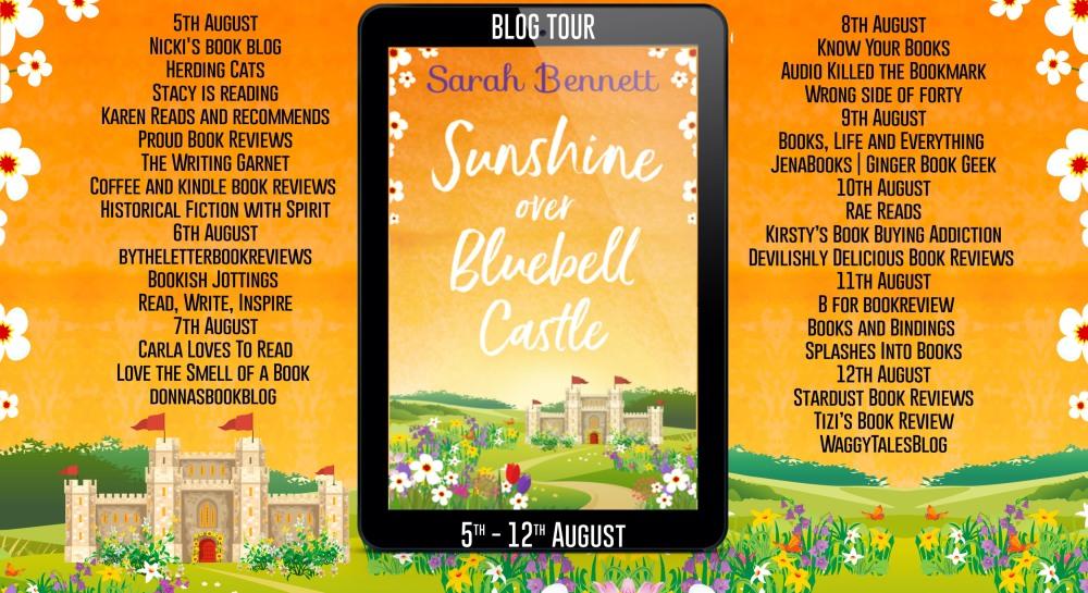 Sunshine Over Bluebell Castle Full Tour Banner