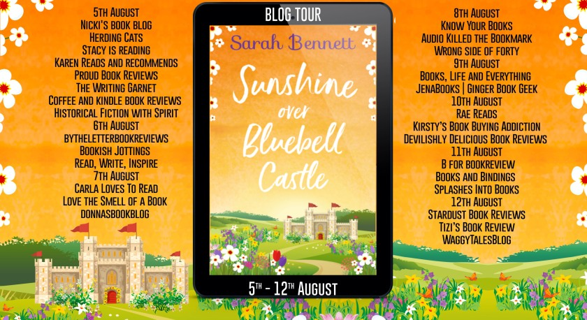 Sunshine Over Bluebell Castle Full Tour Banner