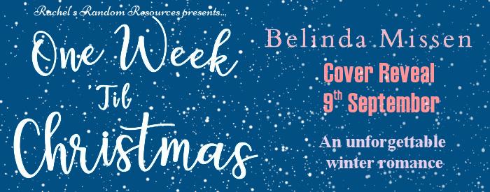One Week Til Christmas Cover Reveal