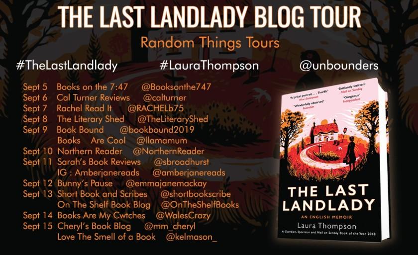 The Last Landlady BT Poster