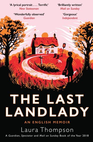 The Last Landlady Cover