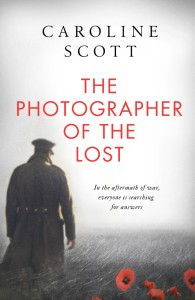 Photographer of the Lost Cover
