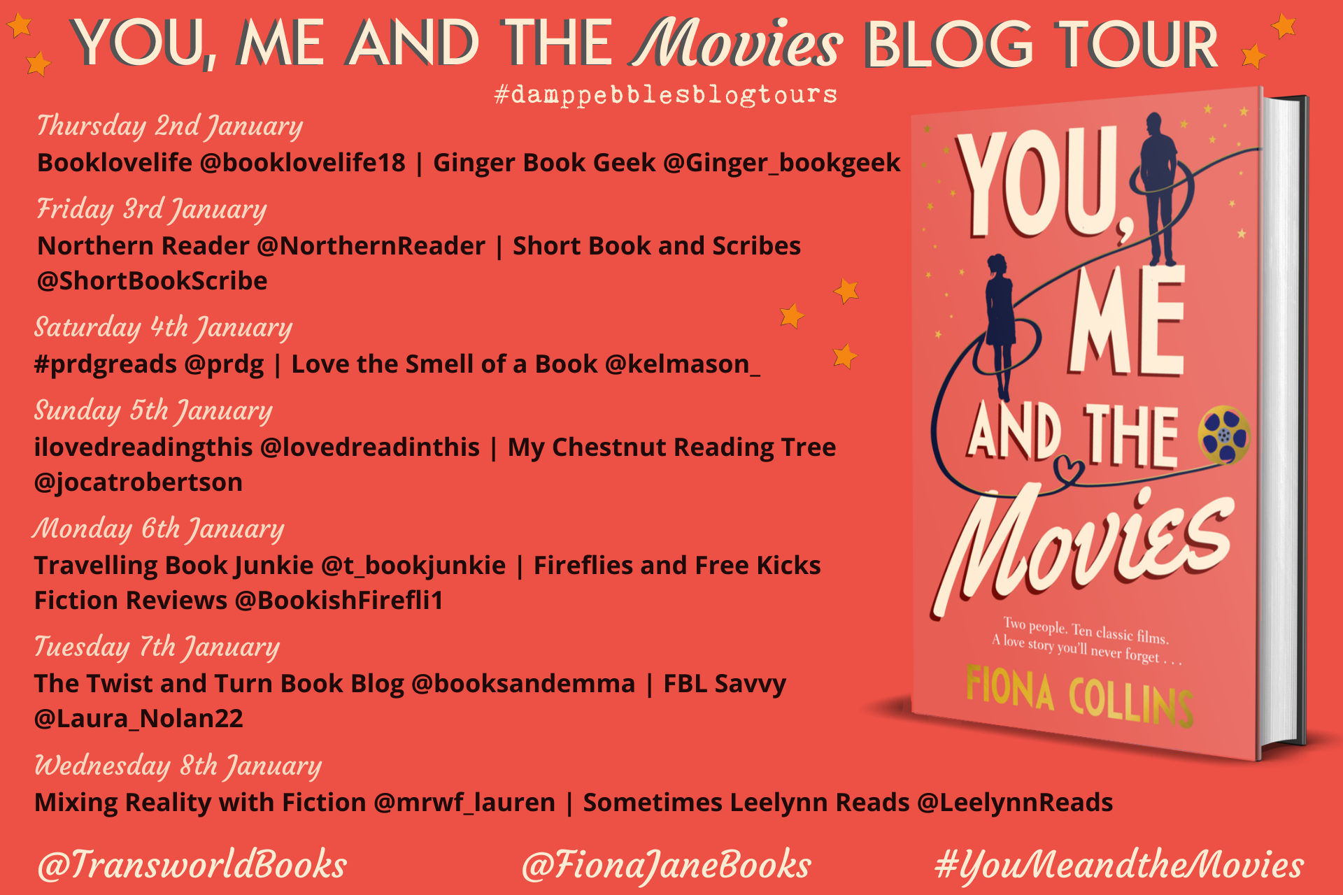 You, Me and the Movies banner