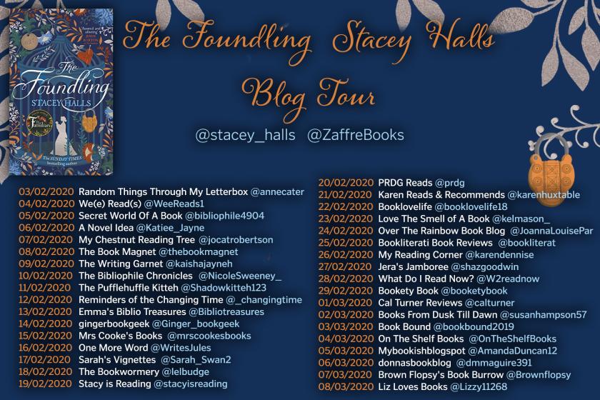 Stacey Halls 5.12