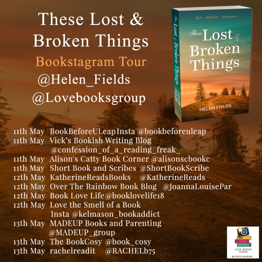 Lost and broken things 1